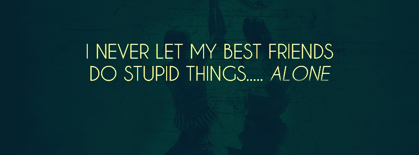 best friend quotes facebook covers HD Wallpapers 850x315