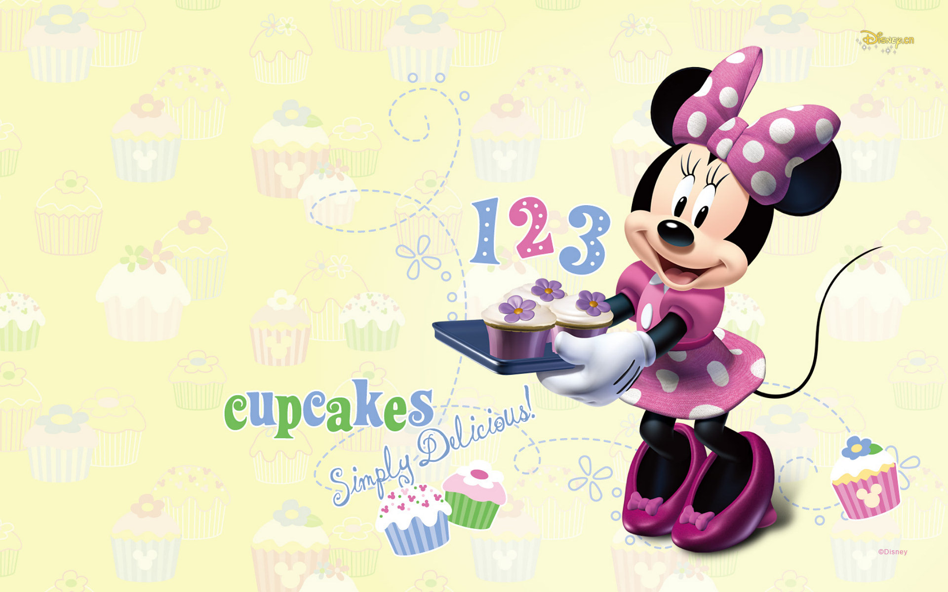 Free Download Minnie Desktop Wallpaper Mickey Mouse