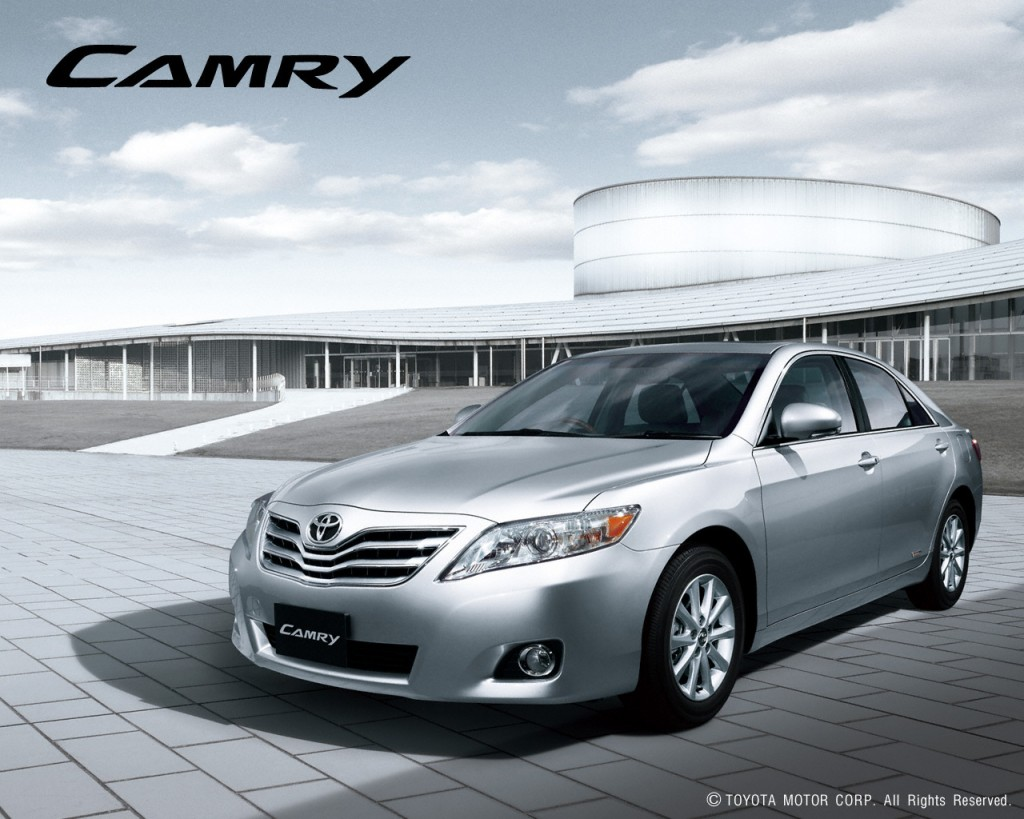 Toyota Camry Wallpapers 28 1024x819