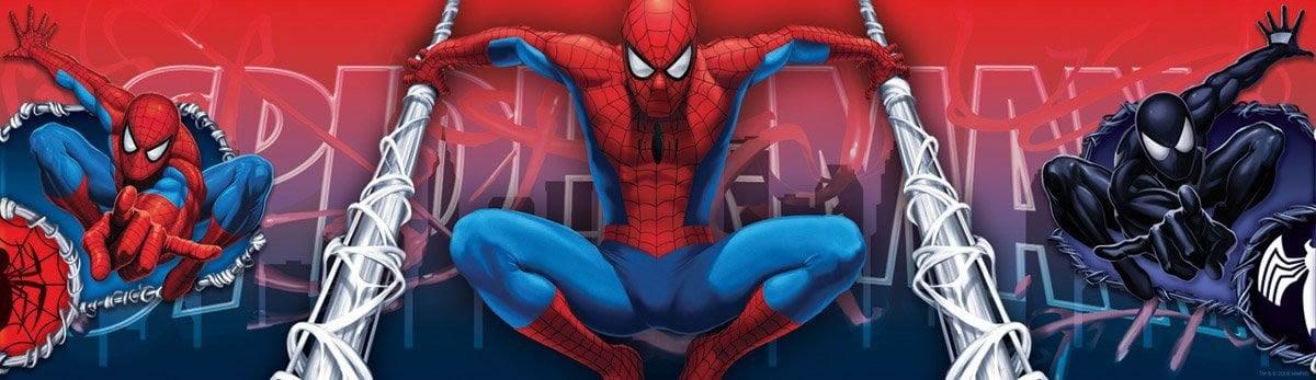 Spiderman wallpaper for kids room wallpapersafari