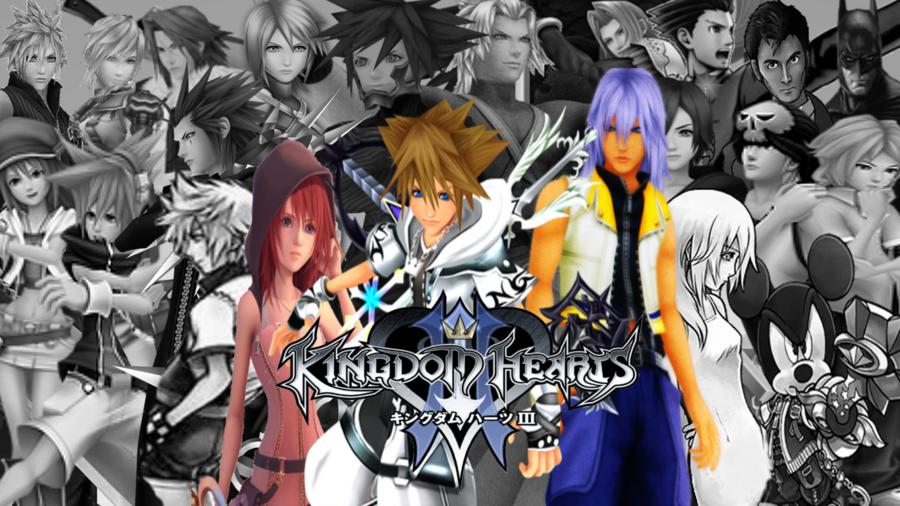 Kingdom Hearts 3 Wallpaper by Airknight406 900x506