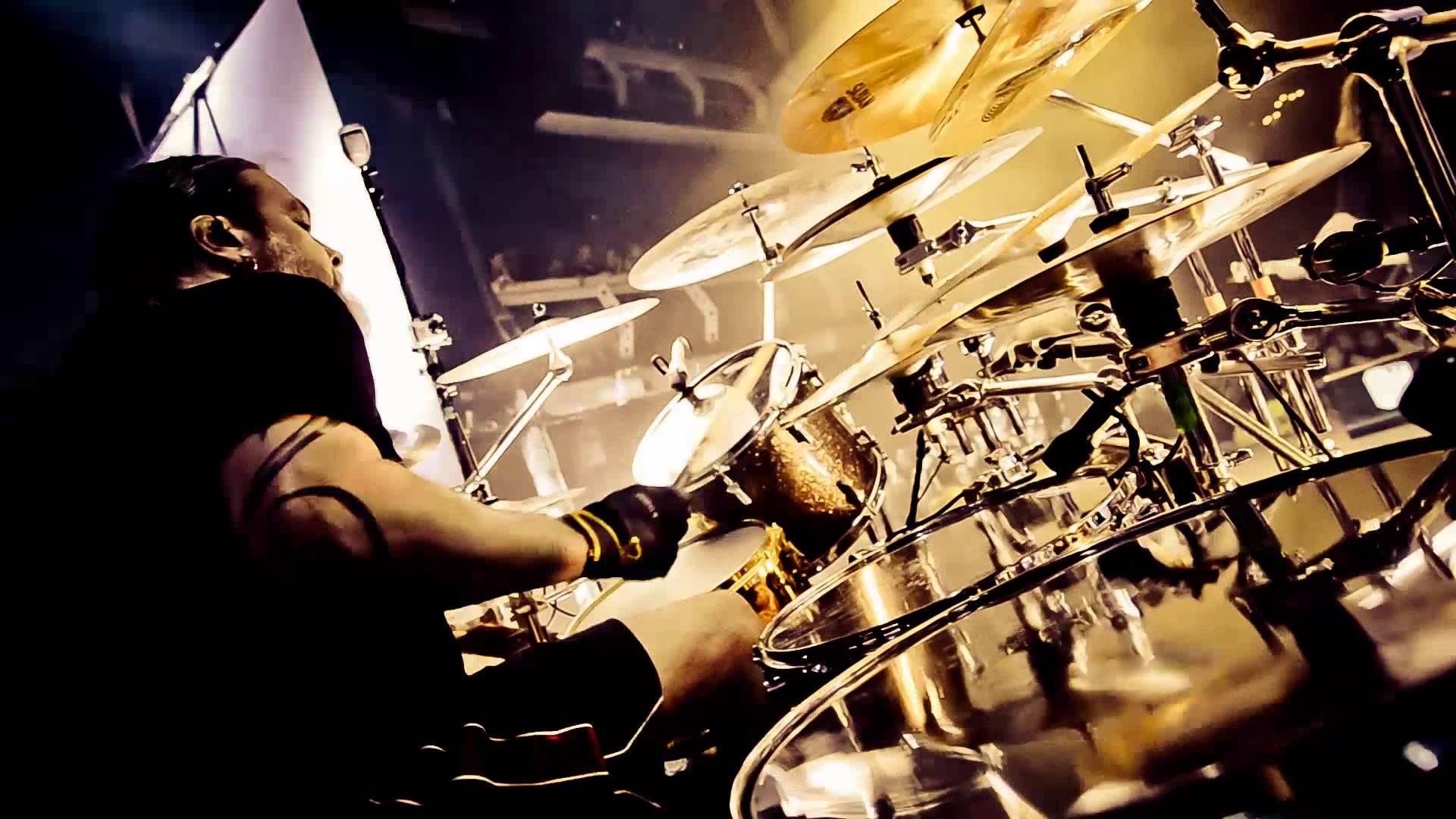 Tomas Haake [Meshuggah] DRUMCAM LIVE 1920x1080