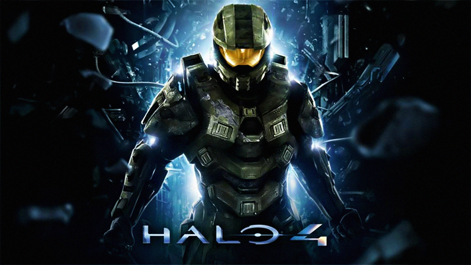 Halo 4 Wallpaper HD Download 1920x1080