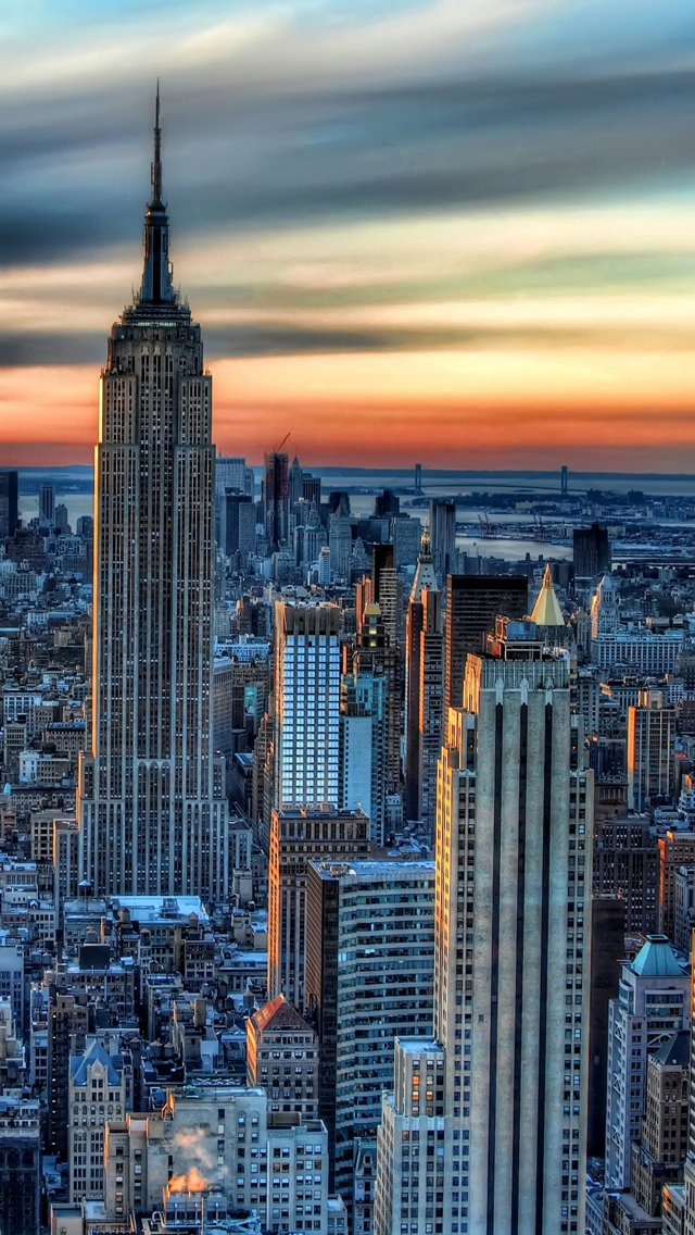 Free Download New York City Iphone 5s Wallpaper Download
