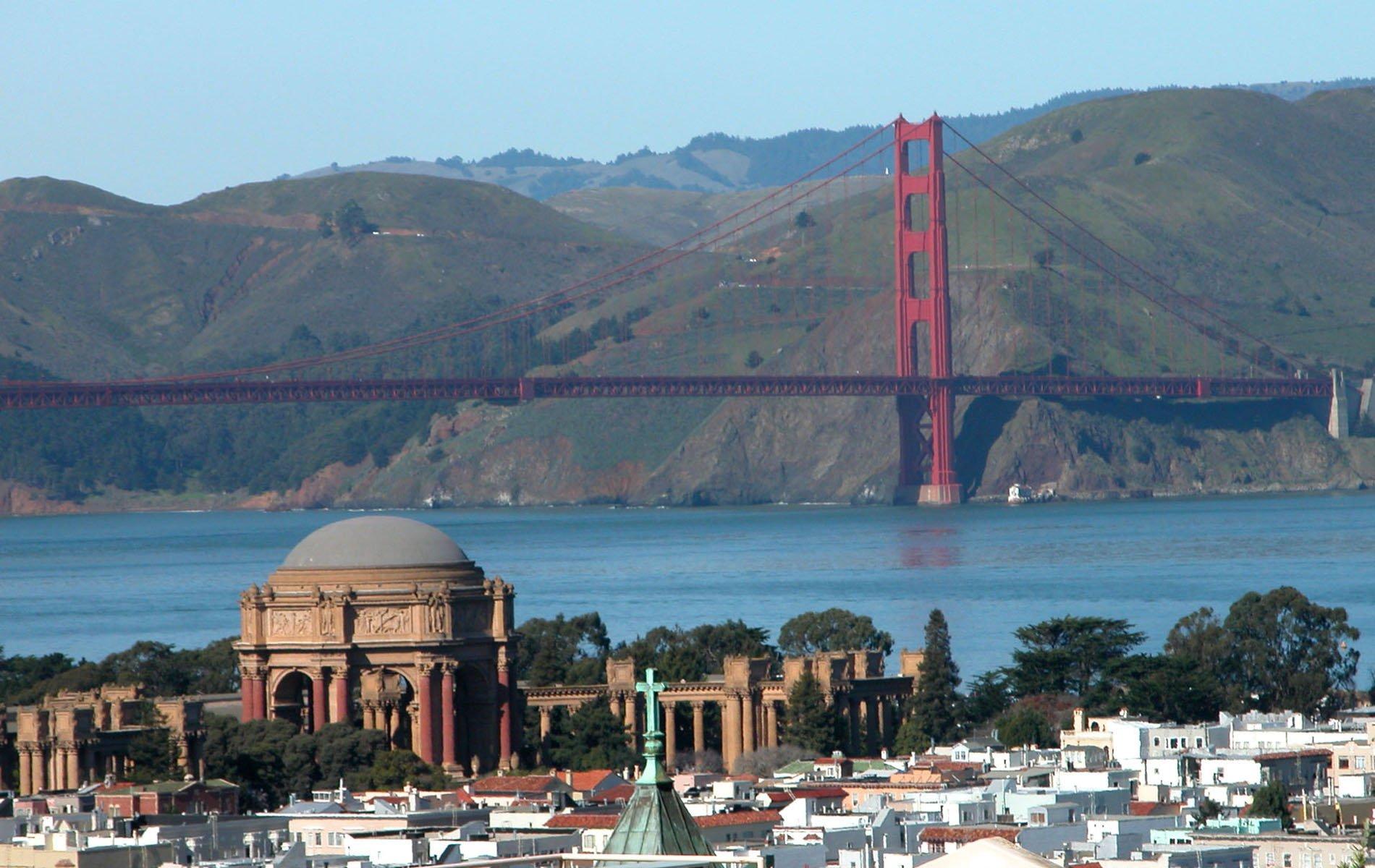 San Francisco Desktop Wallpaper 1900x1200