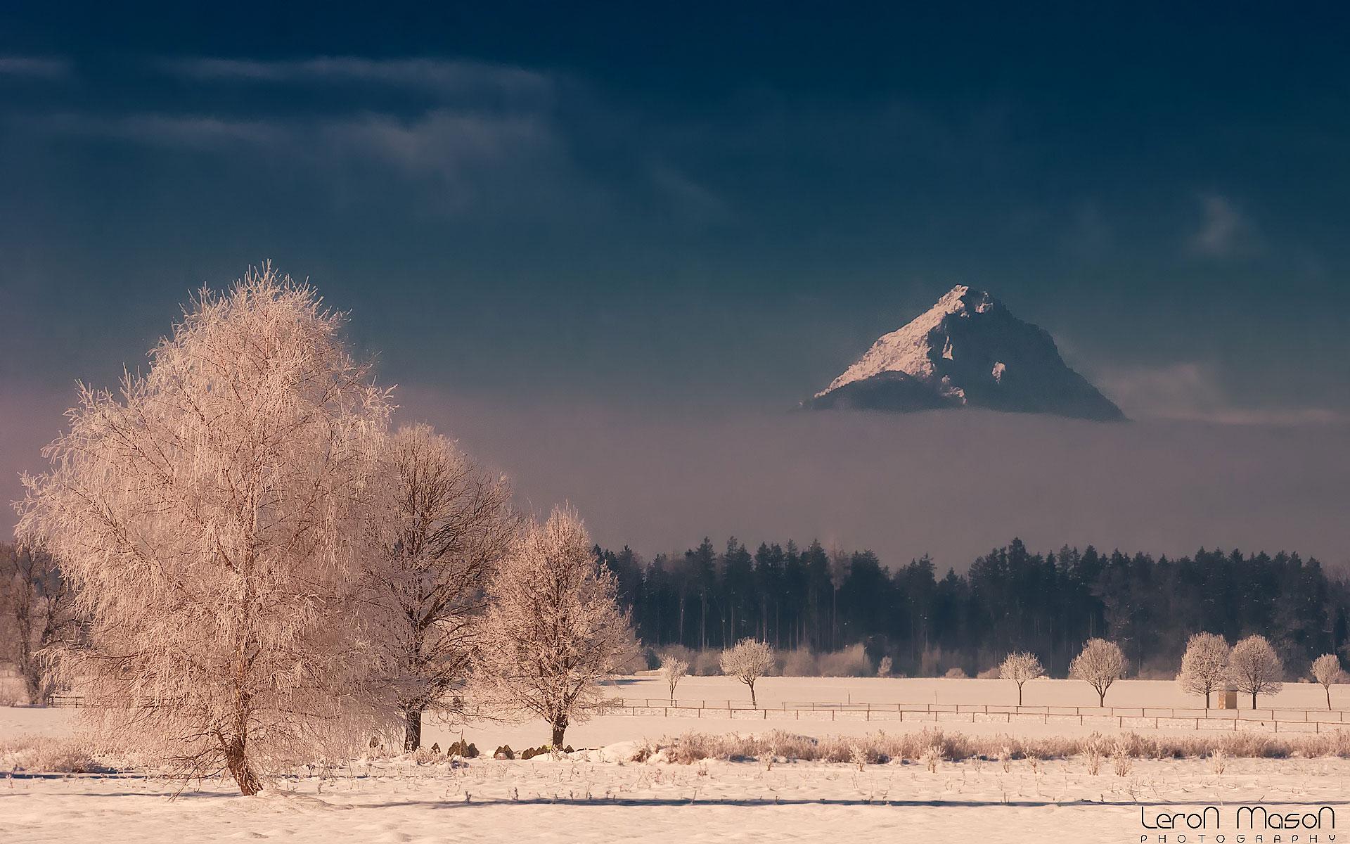 Download Ice Volcano HD Wallpaper 1920x1200