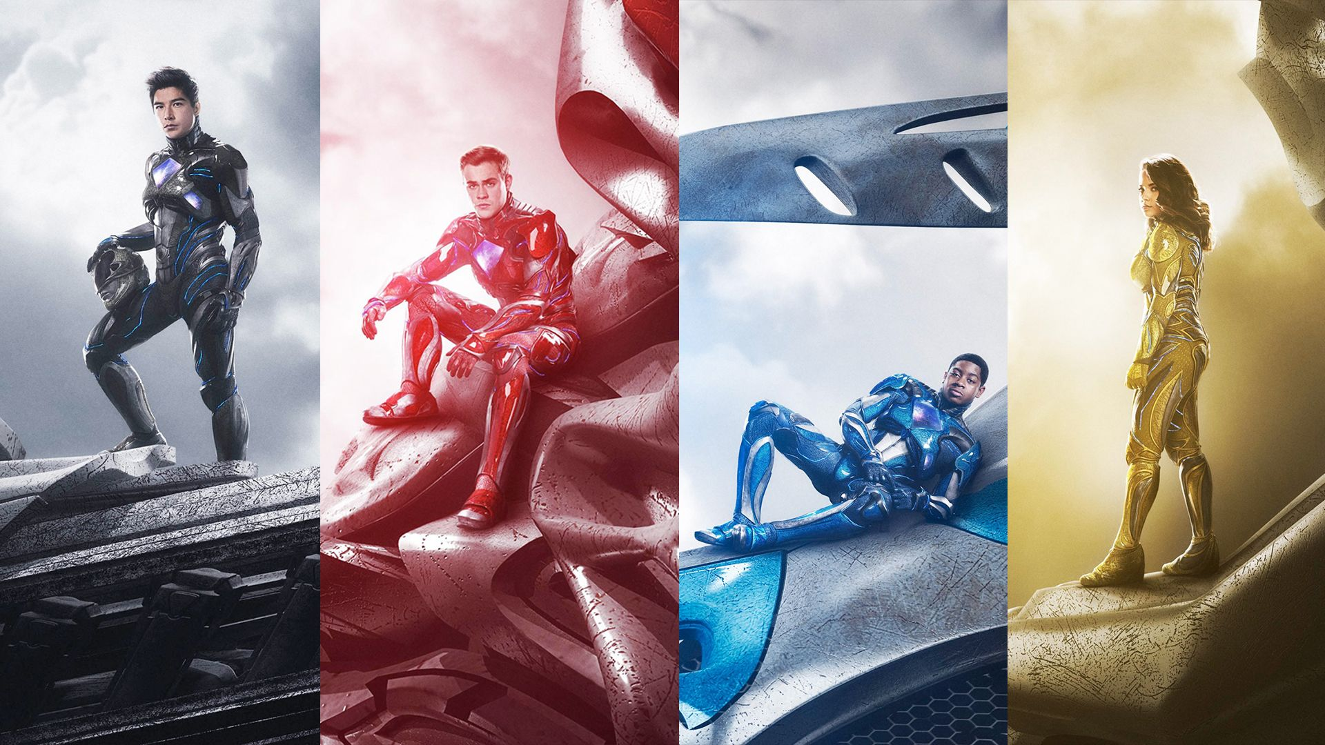 Power Rangers 2017 Wallpaper de filme HD 2427  wallpaperhitzcom 1920x1080