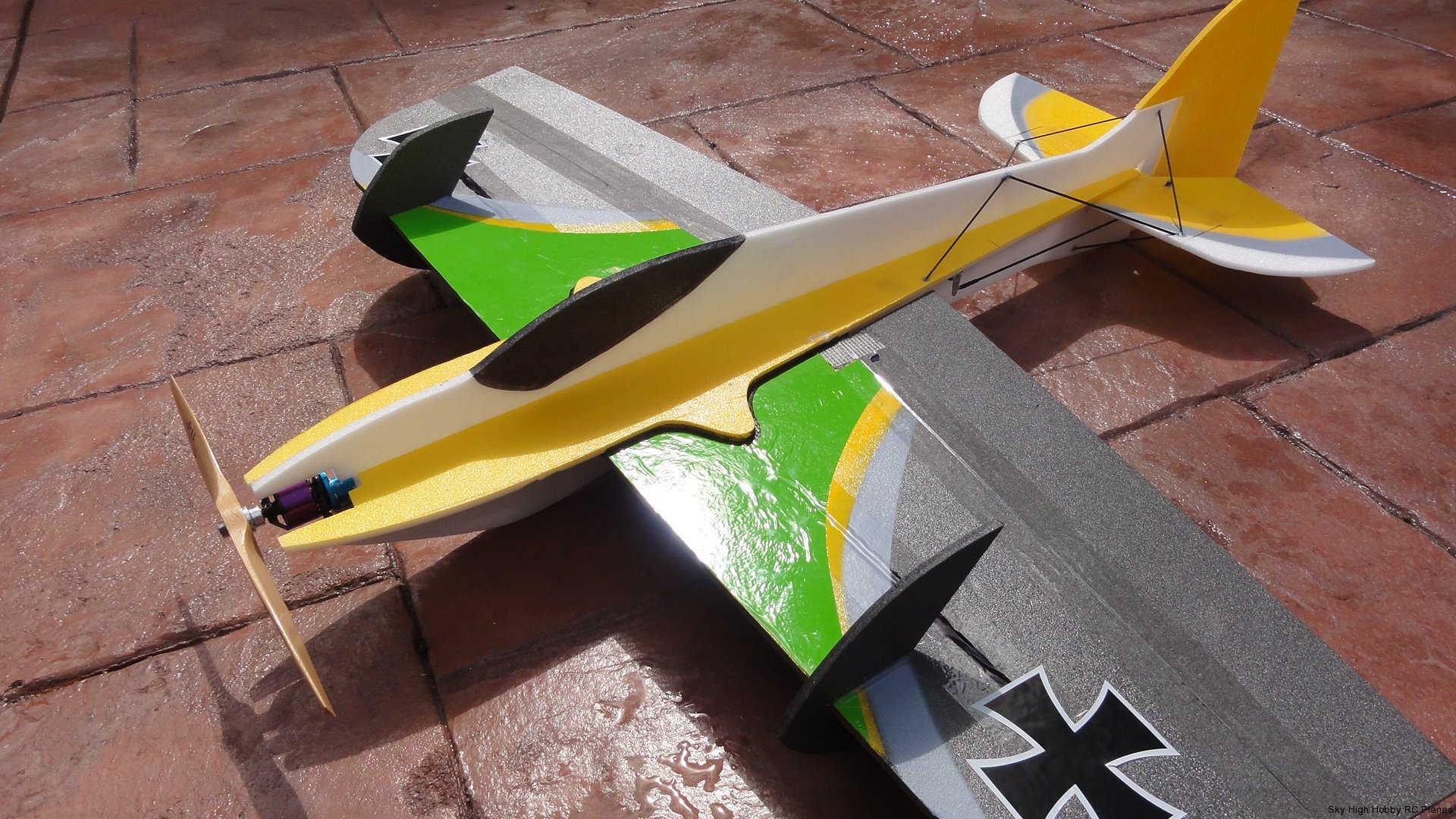 micro 3d rc plane yak extra 3d hornet Car Pictures 1920x1080