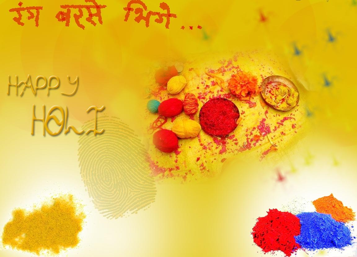 colorful holi wallpapers hindi holi wallpapers happy holi wallpapers 1152x829