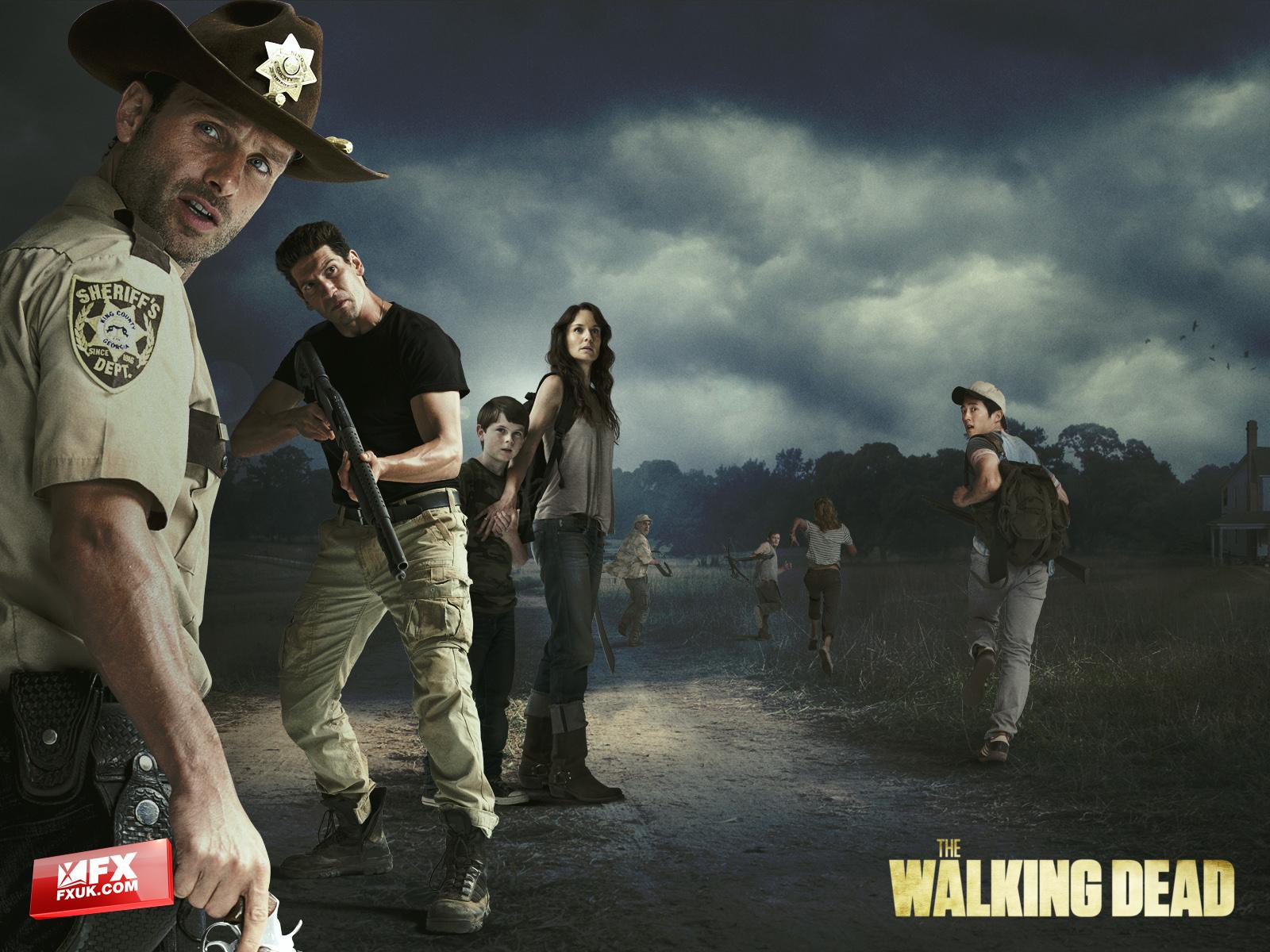 Screensavers And Wallpaper Walking Dead Wallpapersafari