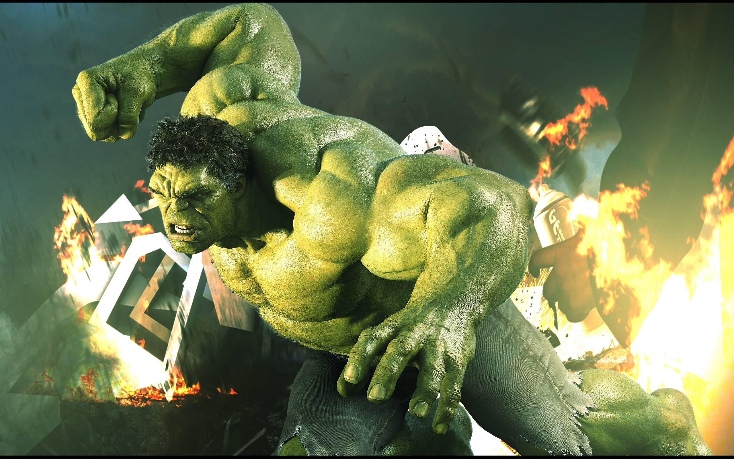 Hulk 2 Wallpapers 2560x1600