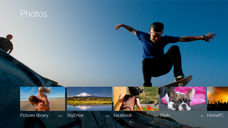 However we noticed that the Photos app entry included several updated 759x427