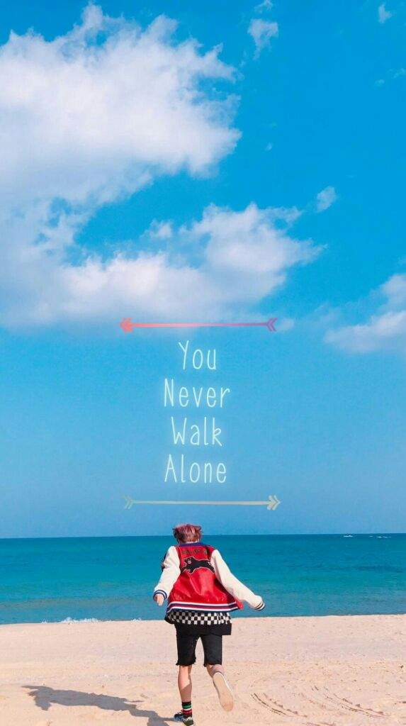 BTS You Never Walk Alone Wallpapers ARMYs Amino 573x1024