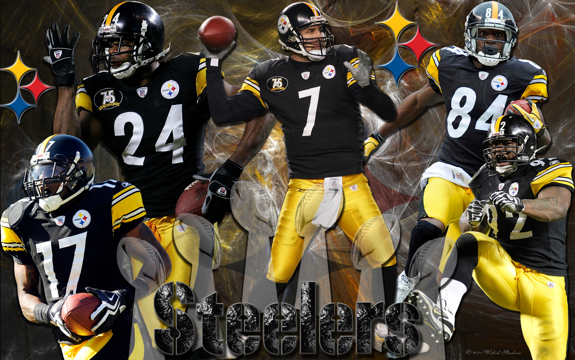 Steelers Wallpaper   FREE DOWNLOAD HD WALLPAPERS 2000x1255