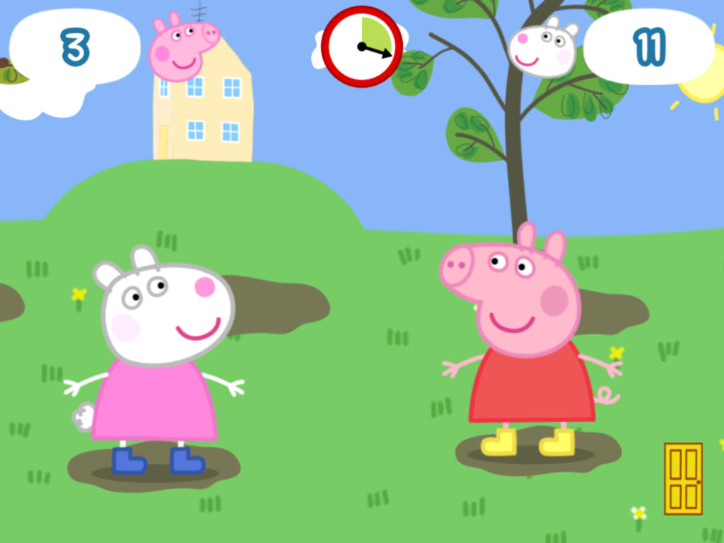 Peppa Pig World desktop image Peppa Pig wallpapers 1024x768