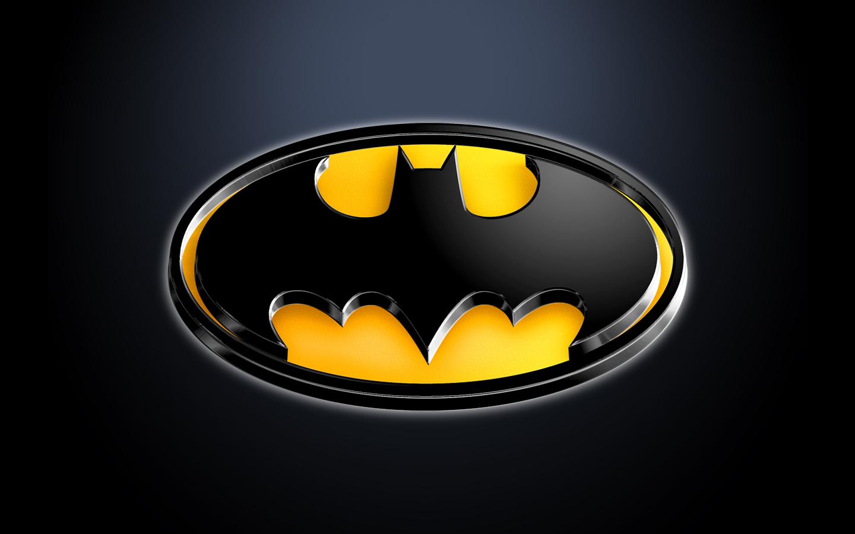 Classic Batman Logo Wallpaper Images amp Pictures   Becuo 1440x900