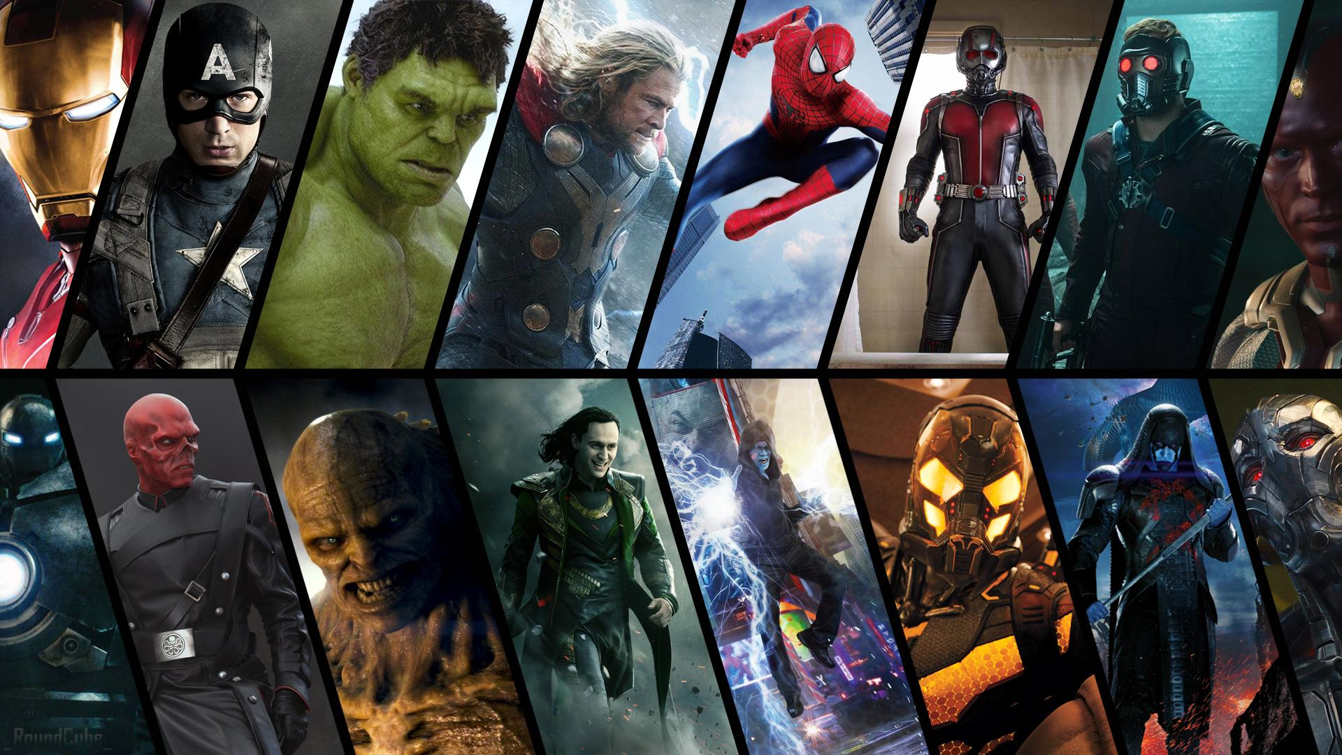 Hd Marvel Wallpaper Download 1920x1080