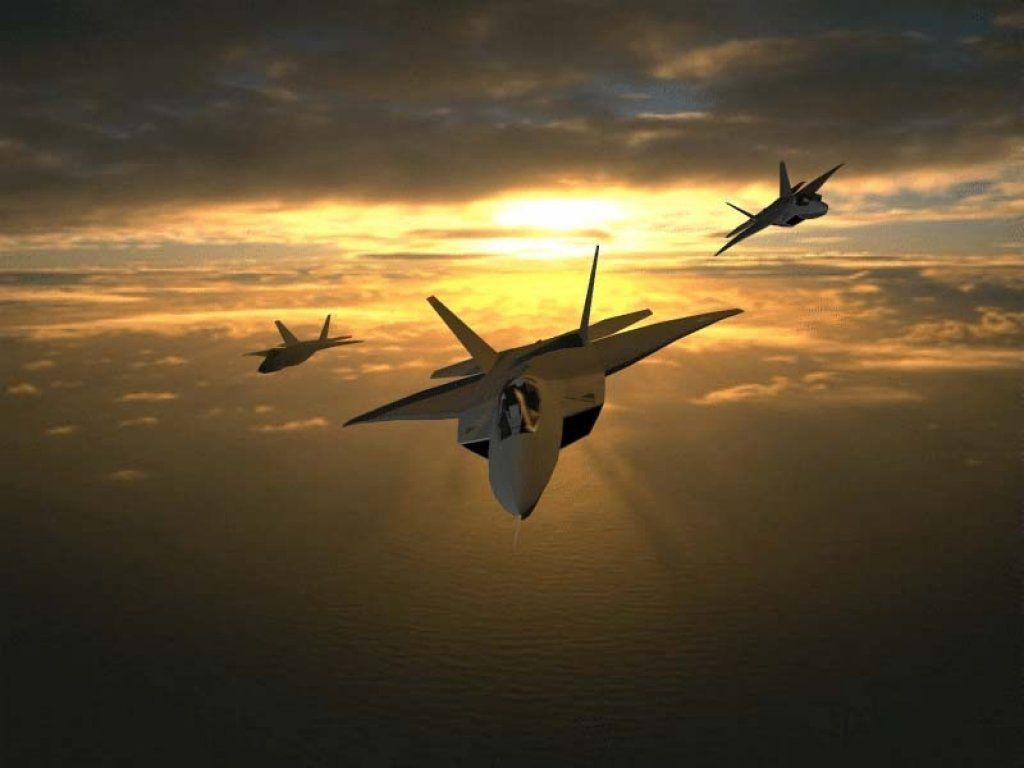 22 Raptor wallpapers F 22 Desktop Wallpapers 1024x768