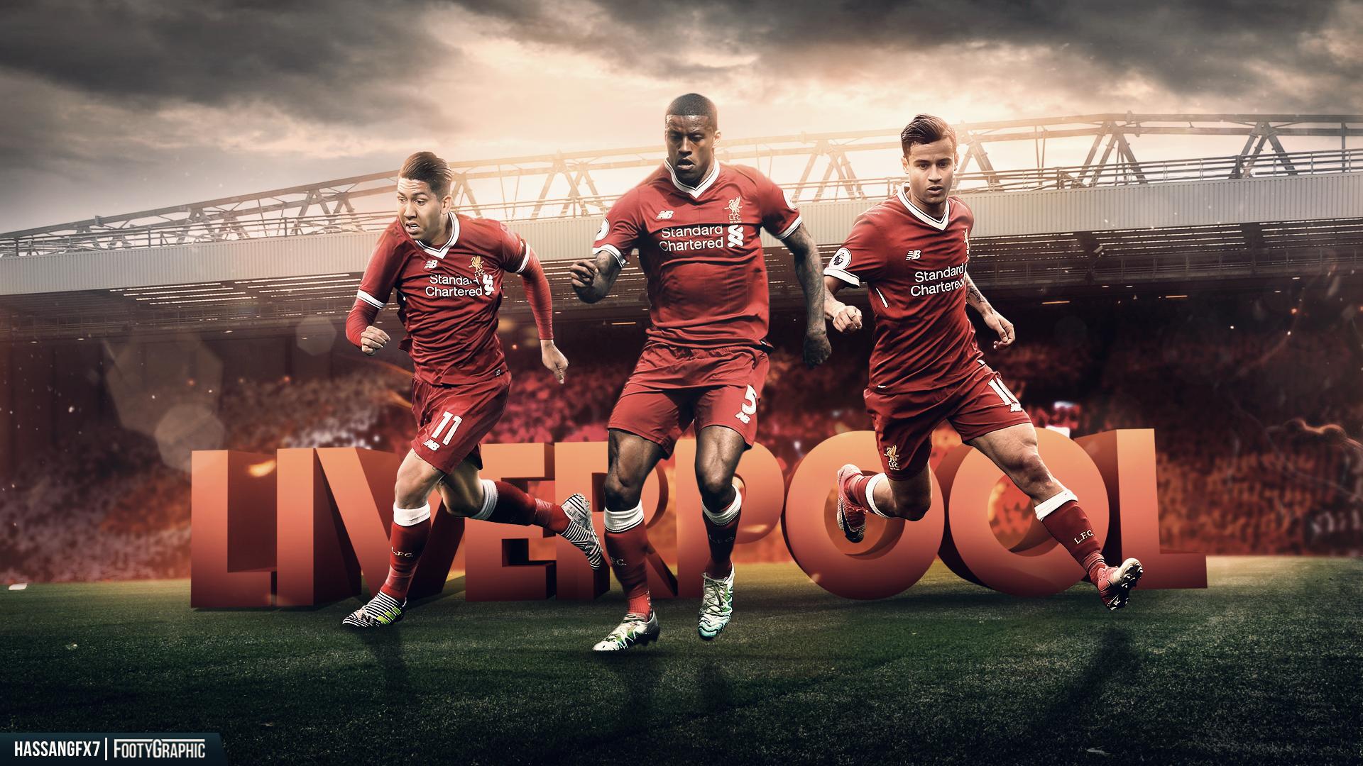 100+ Liverpool FC Wallpapers on WallpaperSafari