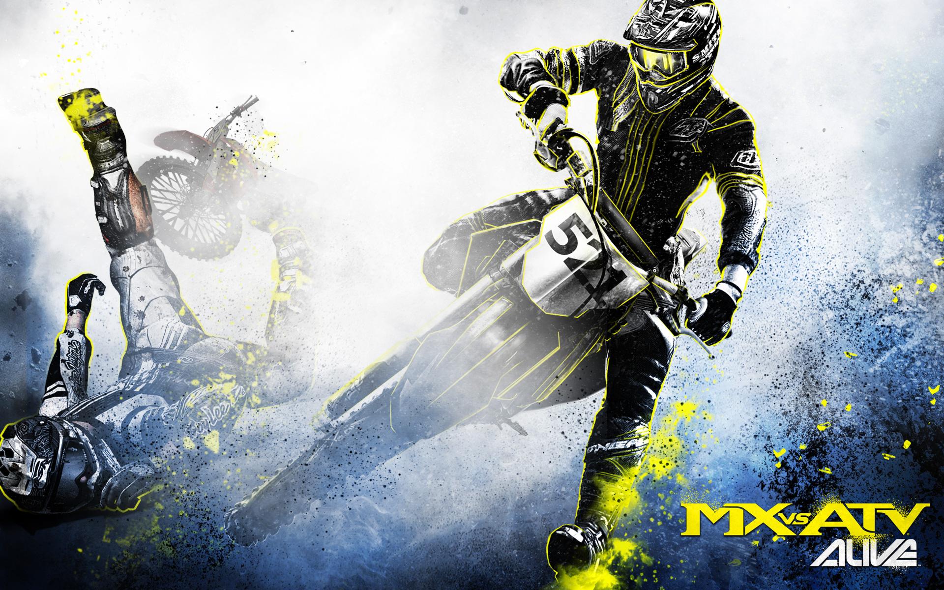 MX vs ATV Alive Wallpapers HD Wallpapers 1920x1200