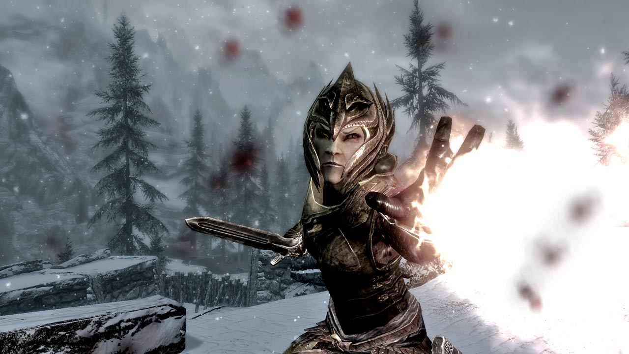 Skyrim Character Creation Guide Races   The Koalition 1280x720