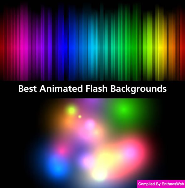 Best Animated Flash Backgrounds 590x600