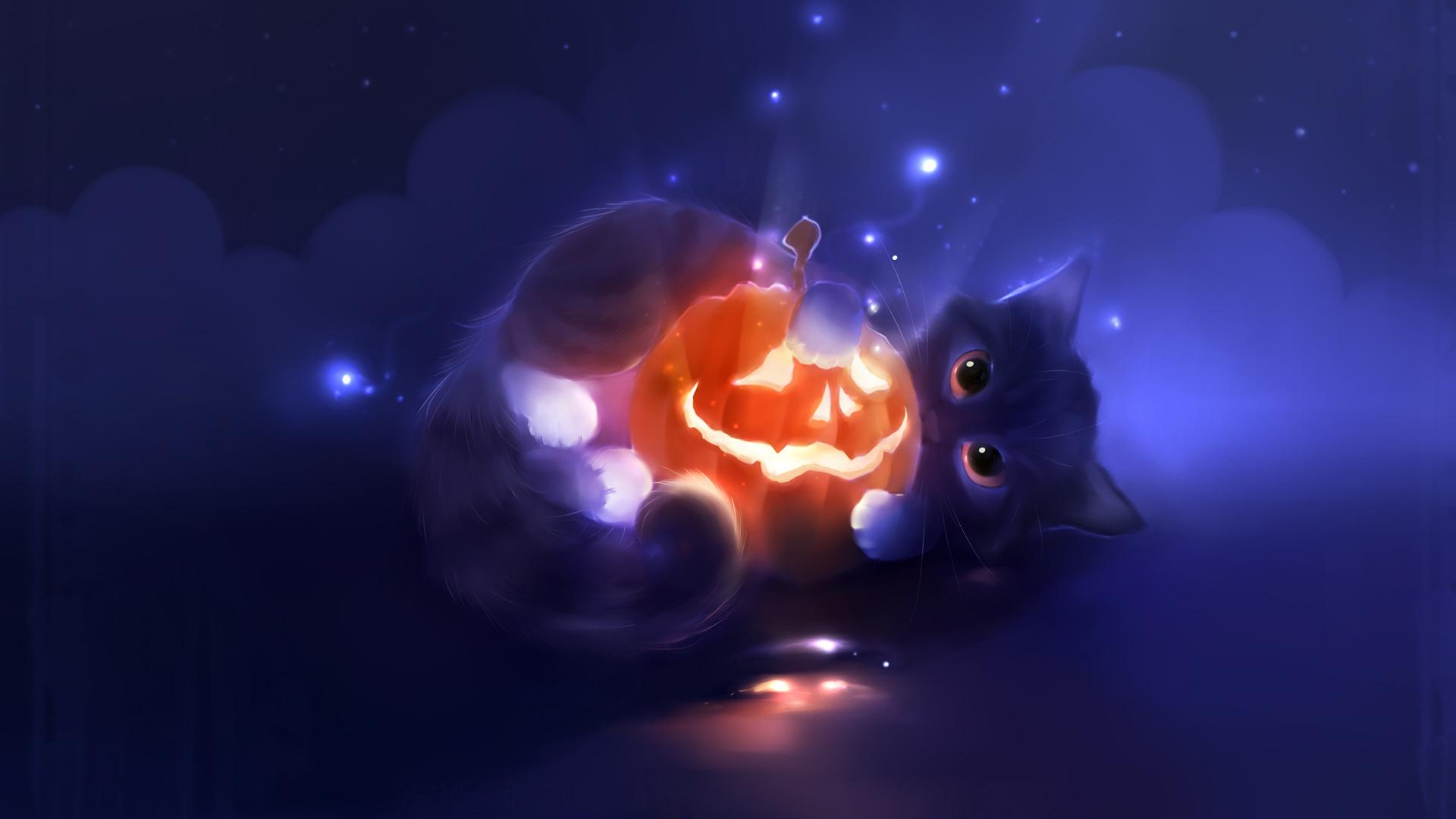 Download Cute Halloween Wallpaper 15765 1920x1080 px High 1920x1080