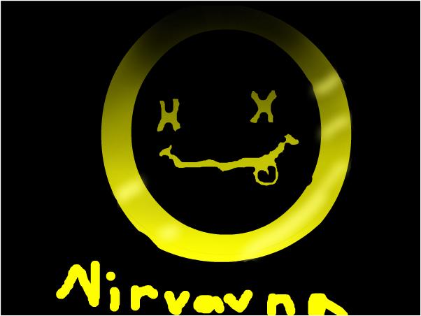 Related Pictures nirvana logo design hd wallpaper nirvana logo design 602x452