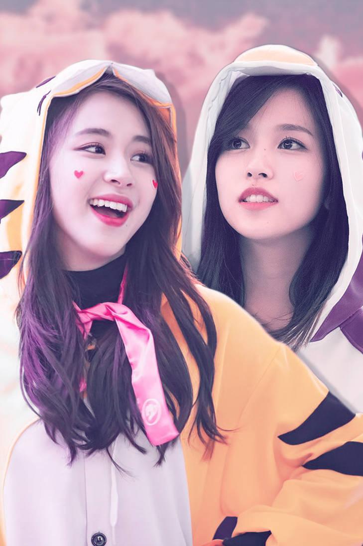 MiChaeng TWICE by babylionn 729x1096