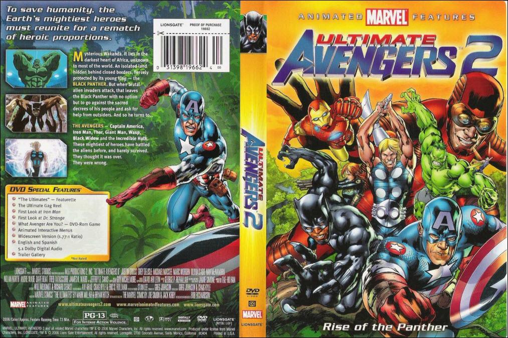 ultimate avengers wallpaper - photo #16