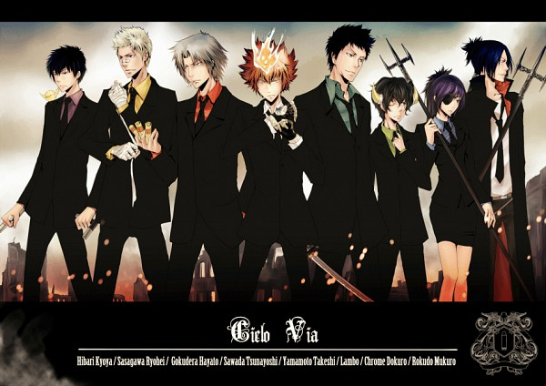 Katekyo Hitman Reborn images Reborn Wallpaper wallpaper photos 600x424