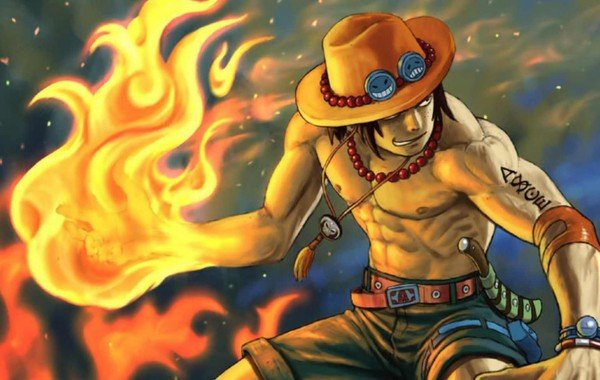 One Piece   Portgas D Ace wallpaper wallpapers   4K Ultra HD 600x380