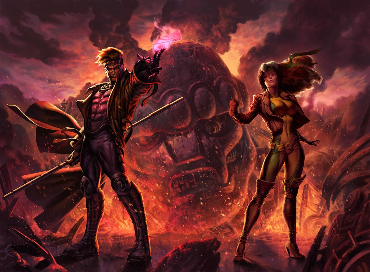 [49+] Rogue X Men Wallpapers on WallpaperSafari