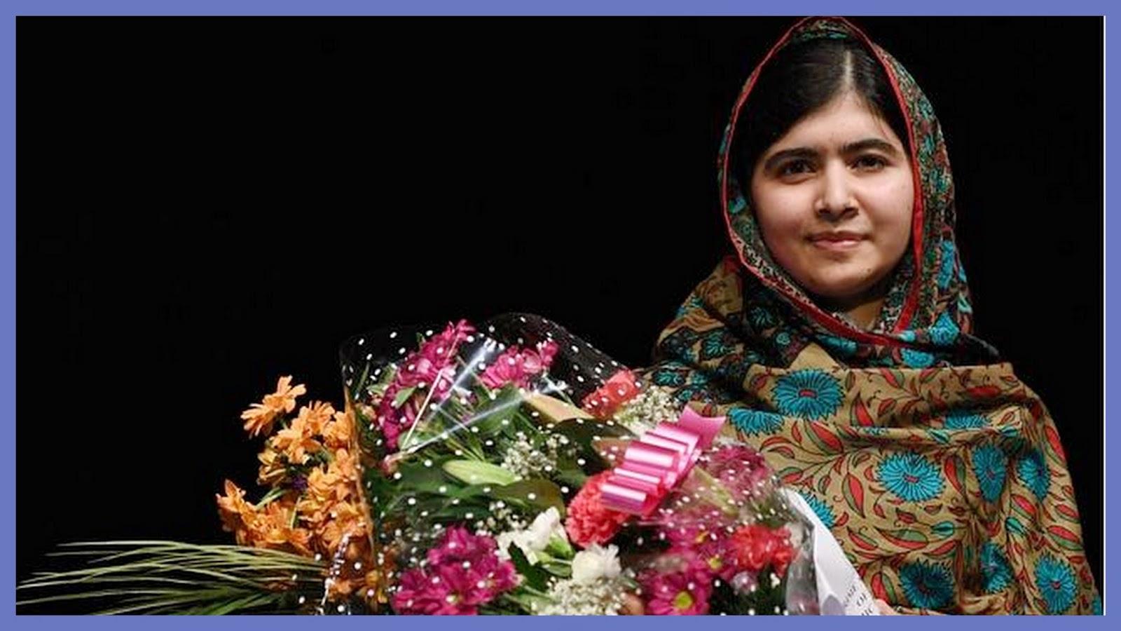 Malala Yousafzai Wallpaper 15   1600 X 900 stmednet 1600x900