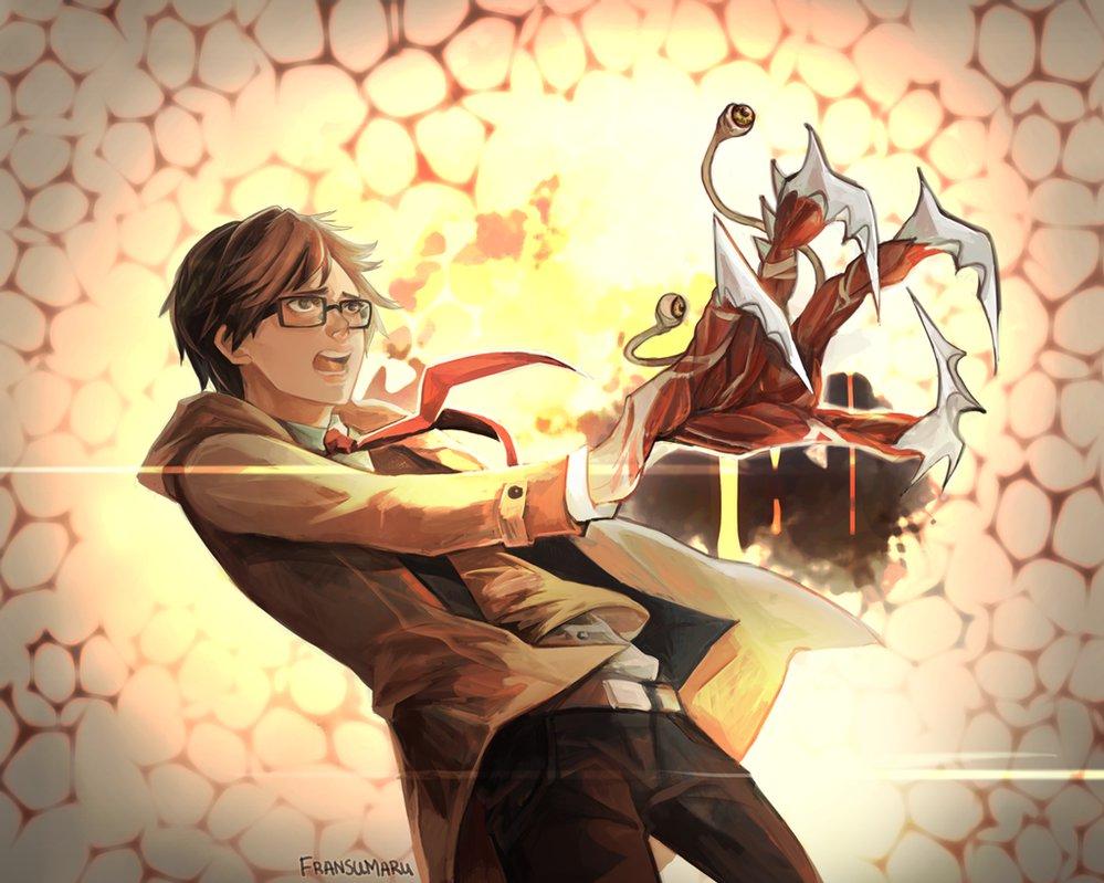 Parasyte Kiseijuu Wallpaper HD Greatest All Time Honeys Anime 999x799