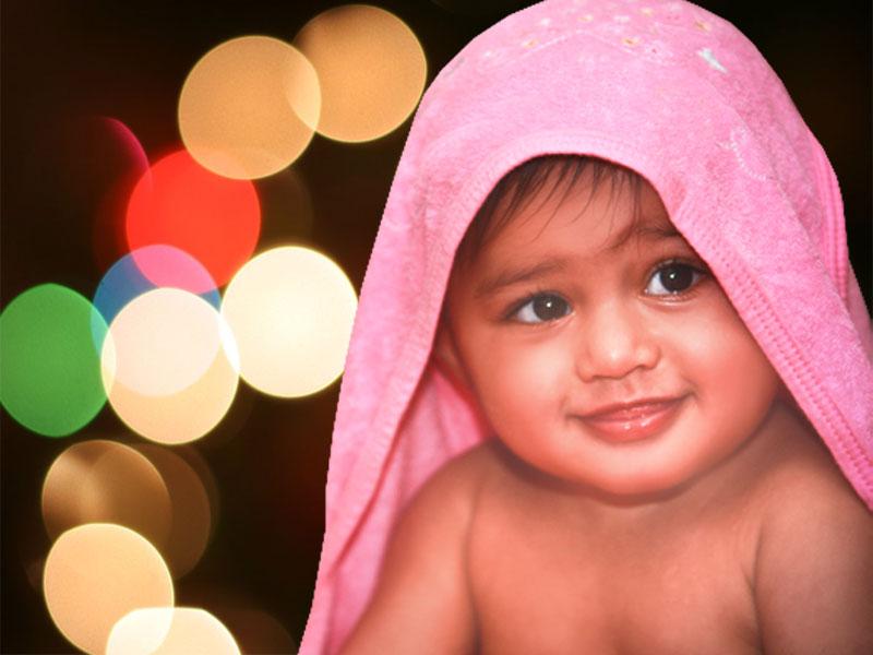 Cute Baby Wallpaper Wallpapersafari