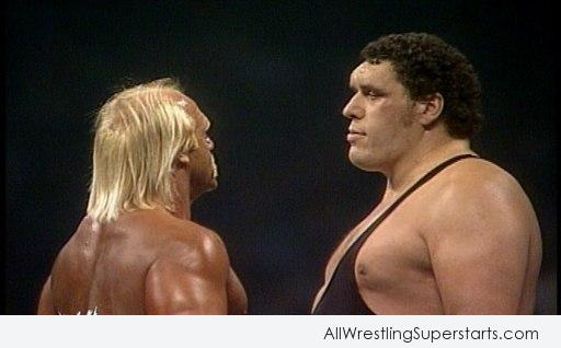 Andre The Giant   WWE Superstars WWE Wallpapers WWE PPVs 512x318