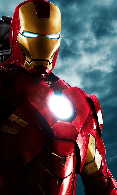 iron man hd 480x800 windows phone wallpaper download 480x800