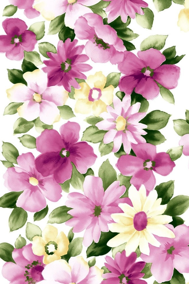Flower Mobile Phone Wallpapers HD Phone Wallpapers 640x960