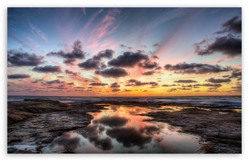 La Jolla Reflection HD wallpaper for Standard 43 54 Fullscreen UXGA 510x330