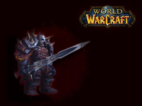 WoW warrior wallpaper by Johny92 on deviantART 600x450