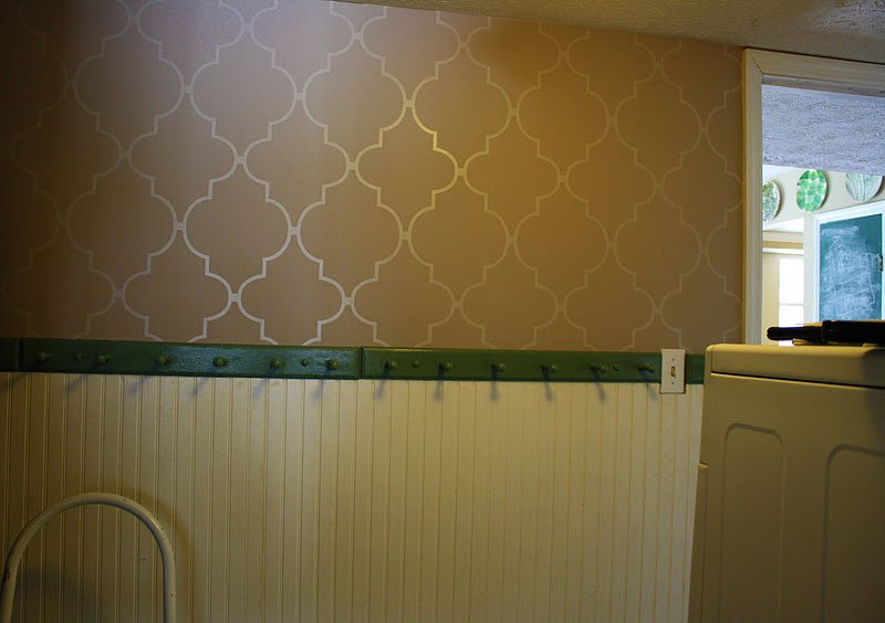 steenkbug Spanish Tile Wallpaper 800x564