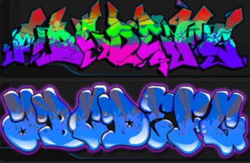 Graffiti Alphabet Creator GraffWriterCOM Picture and Wallpapers HD 500x327