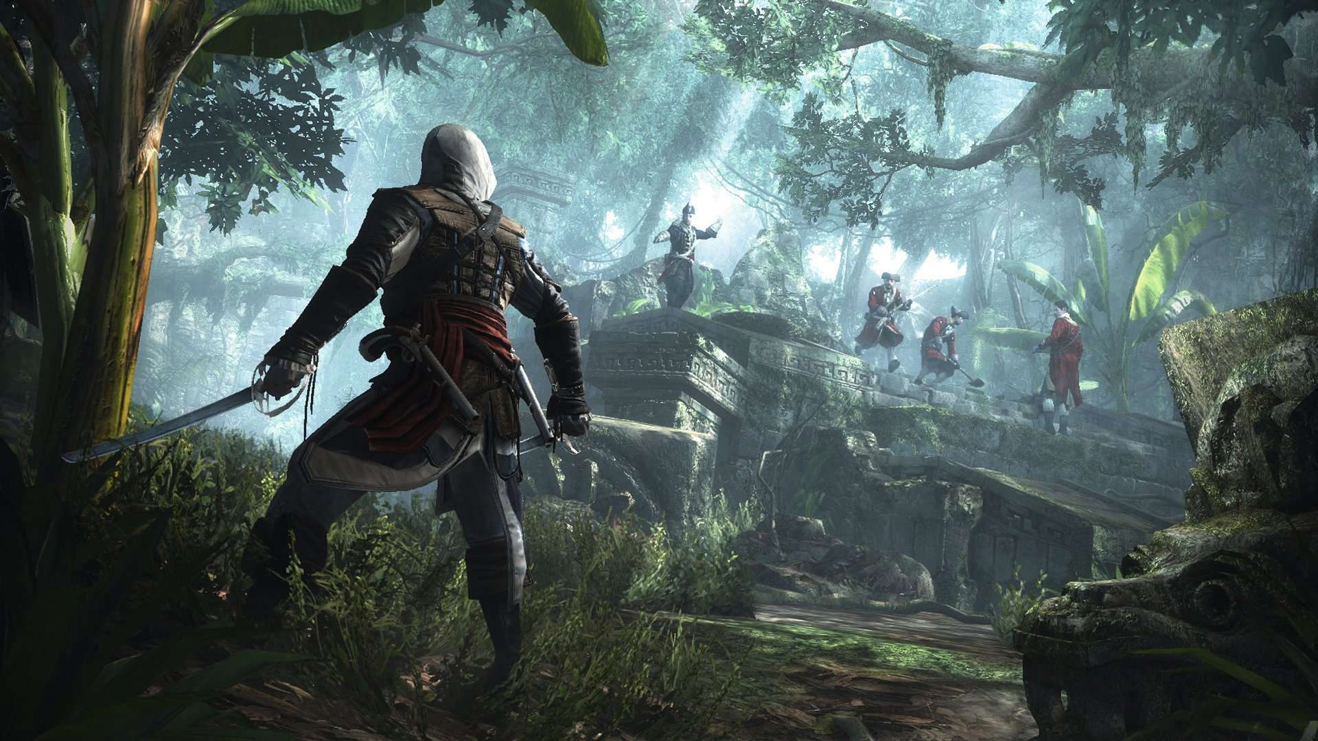 1920x1080px Assassin S Creed 3 Wallpaper 1080p Wallpapersafari