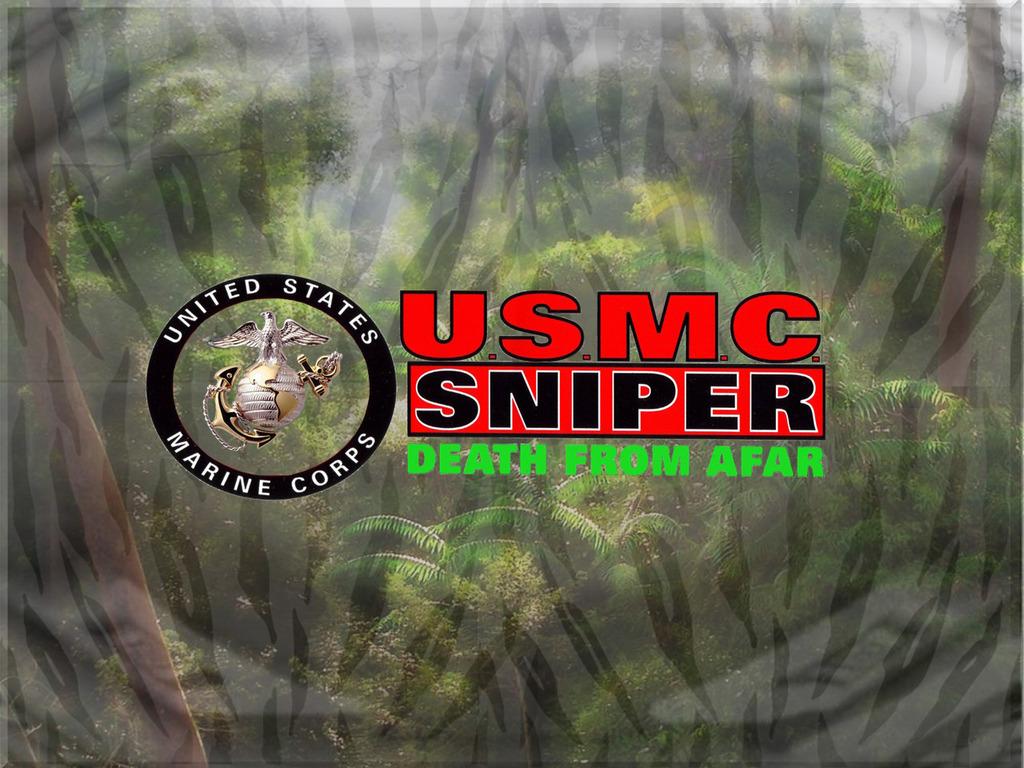 Usmc Sniper Wallpaper Usmc Sniper Wallpaper 1024x768