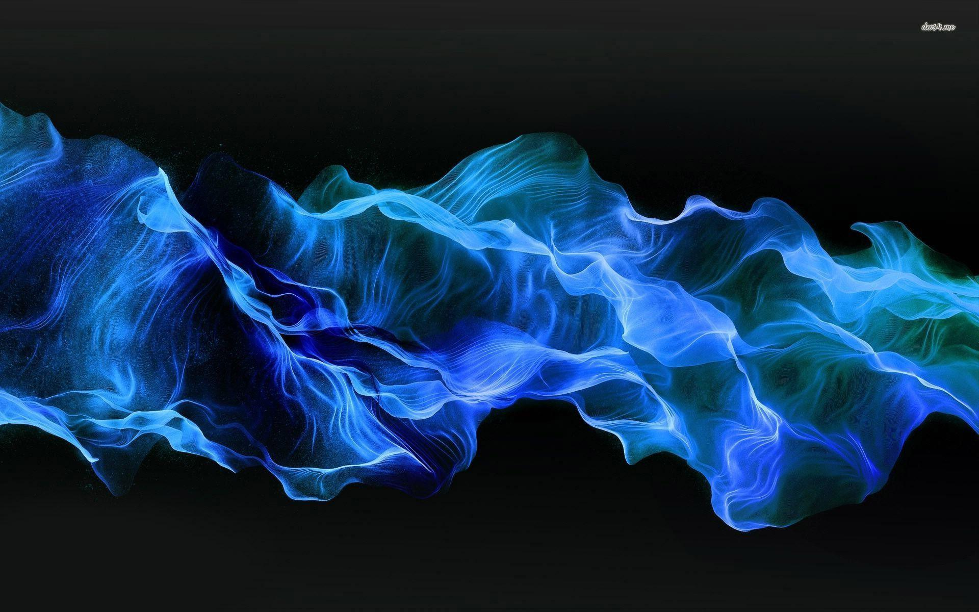 Blue Smoke Wallpapers 1920x1200