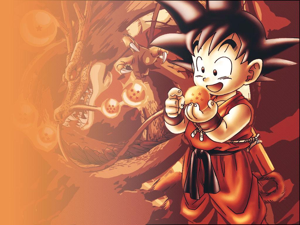 Dragon Ball Best Wallpapers 1024x768