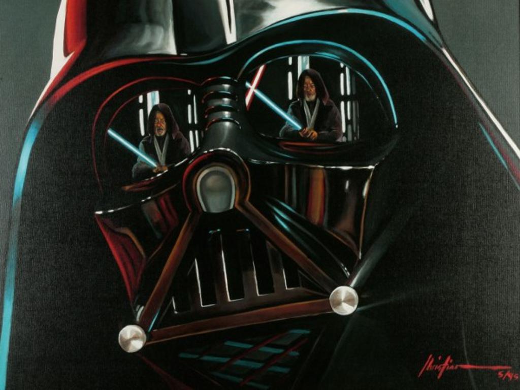 10 Star Wars Darth Vader Desktop Wallpapers [Star Wars] The 1024x768