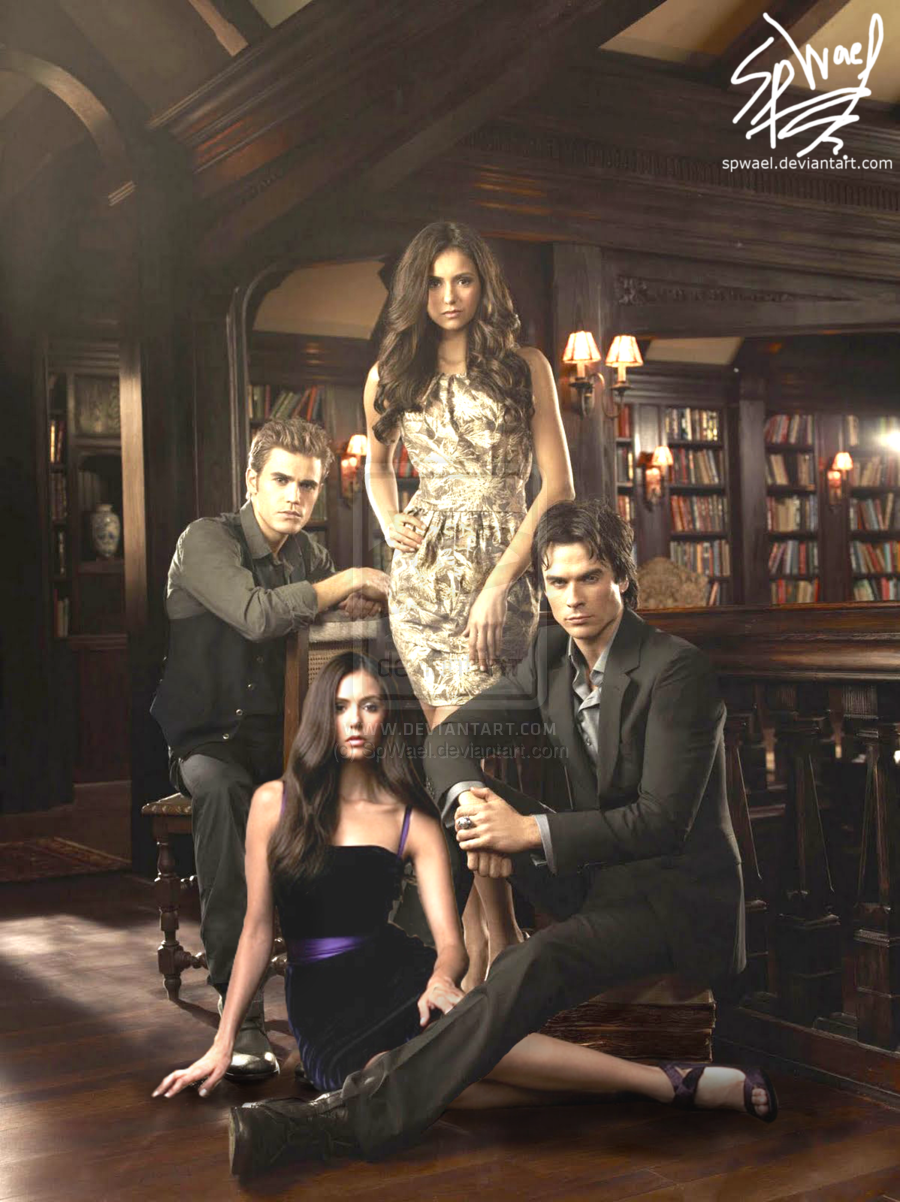 vampire diaries cast - HD900×1202