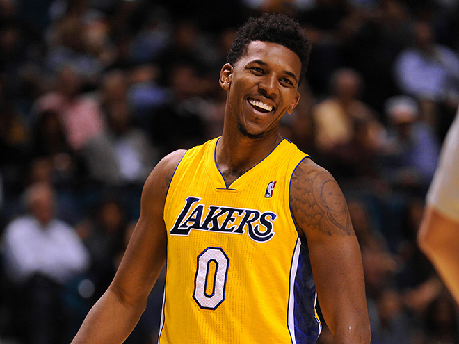 Nick Young Wallpaper Lakers 660x495